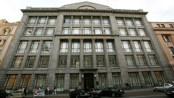 Budova ministerstva financí RF - Sputnik Česká republika