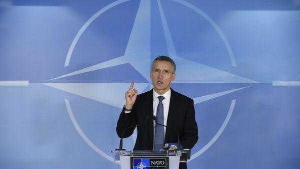 Generální tajemník aliance Jens Stoltenberg - Sputnik Česká republika