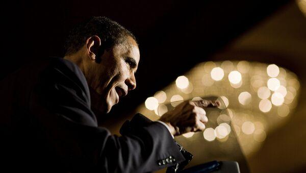 Barack Obama - Sputnik Česká republika