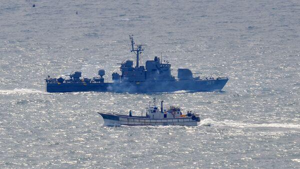 Jihokorejské námořnictvo - Sputnik Česká republika