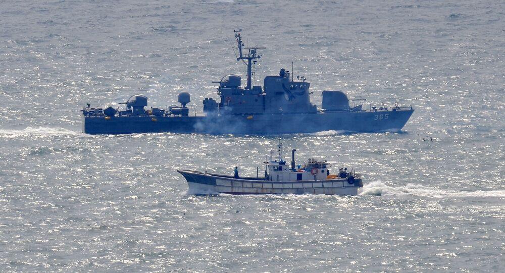 Jihokorejské námořnictvo