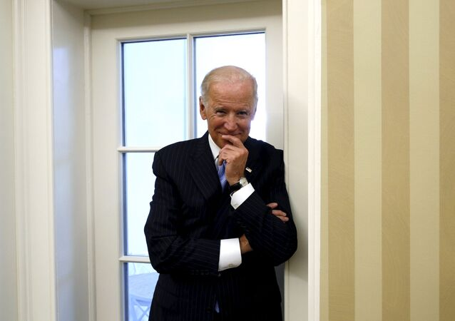 Bývalý viceprezident Spojených států amerických Joe Biden