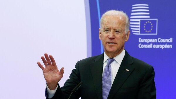 Viceprezident USA Joe Biden - Sputnik Česká republika