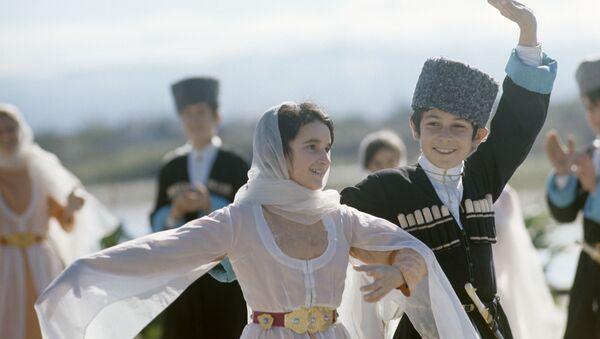 Papacha (vysoká kožešinová čepice) – symbol cti a důstojnosti muže na Kavkaze - Sputnik Česká republika