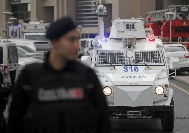 Speciální operace po osvobození prokurátora v Istanbulu