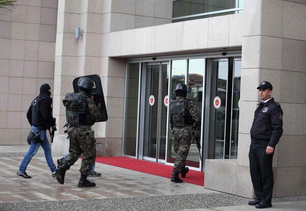 Speciální operace po osvobození prokurátora v Istanbulu - Sputnik Česká republika