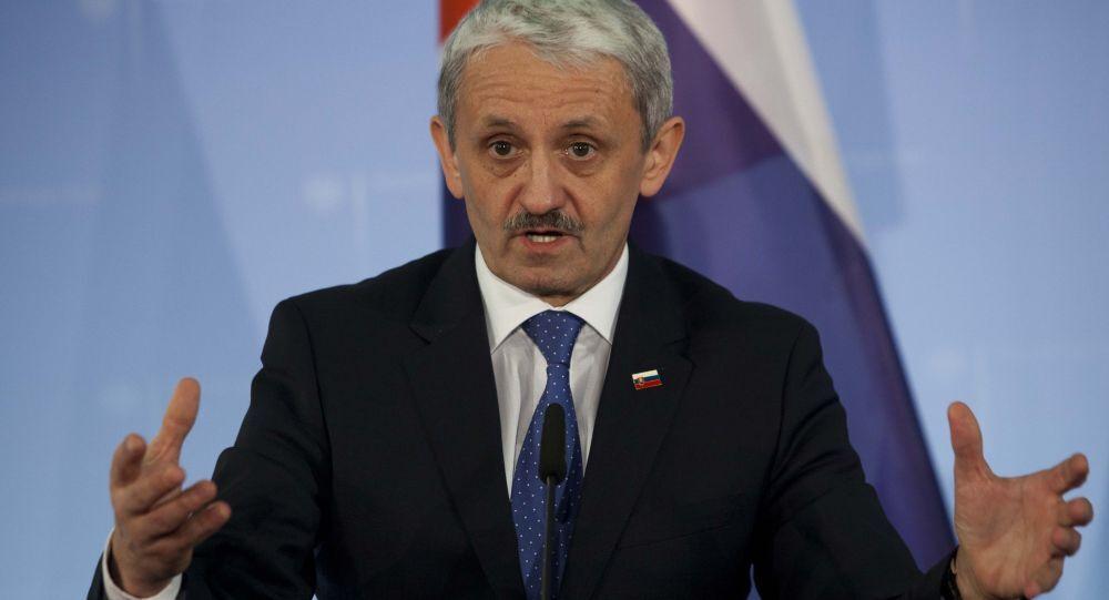 Bývalý předseda slovenské vlády Mikuláš Dzurinda
