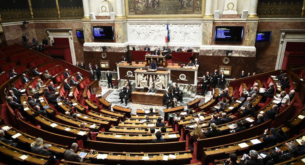 Francouzské Národní shromáždění