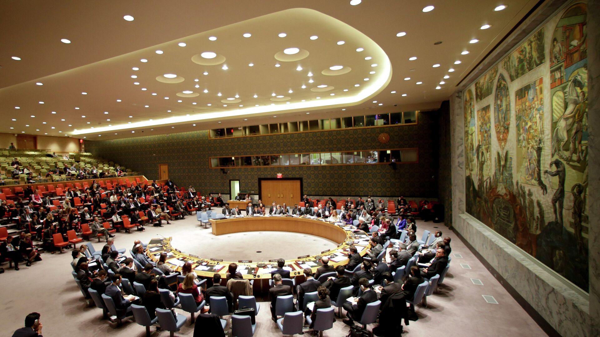 Rada bezpečnosti OSN - Sputnik Česká republika, 1920, 12.05.2021