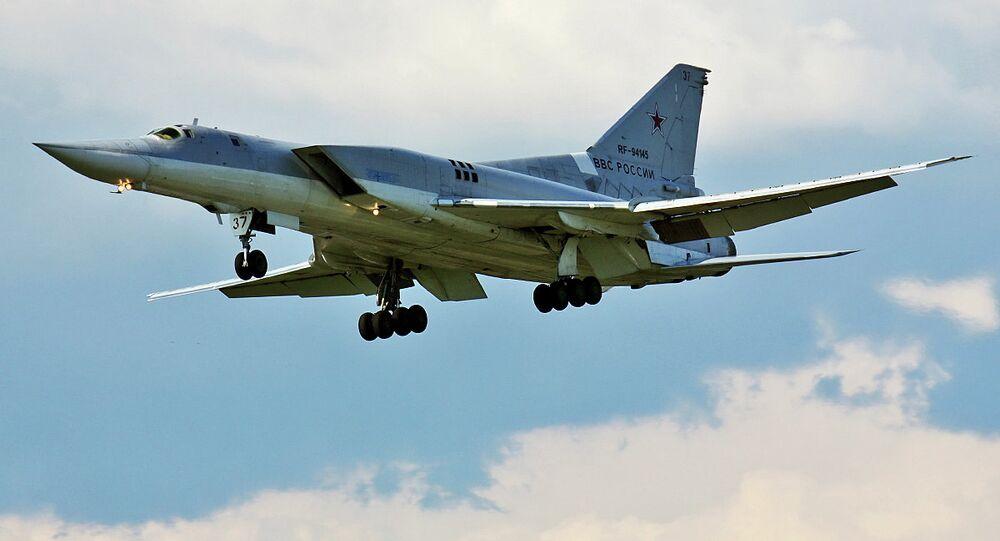 Nadzvukový bombardér Tu-22M3