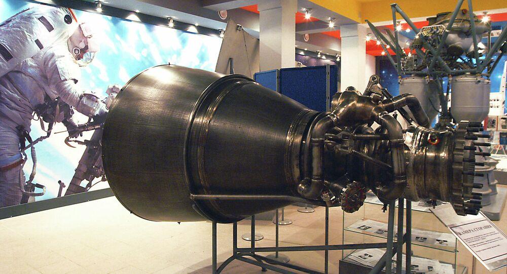 Raketové motory RD-180