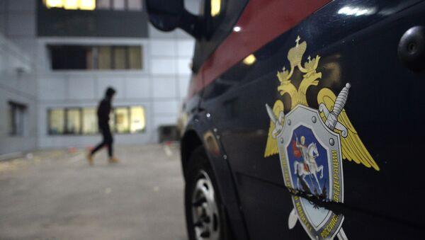 Automobil Vyšetřovacího Výboru. Ilustrační foto - Sputnik Česká republika