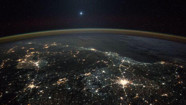 Pohled na Zem - Sputnik Česká republika
