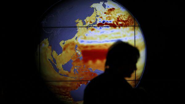 Klimatická konference v Le Bourget - Sputnik Česká republika
