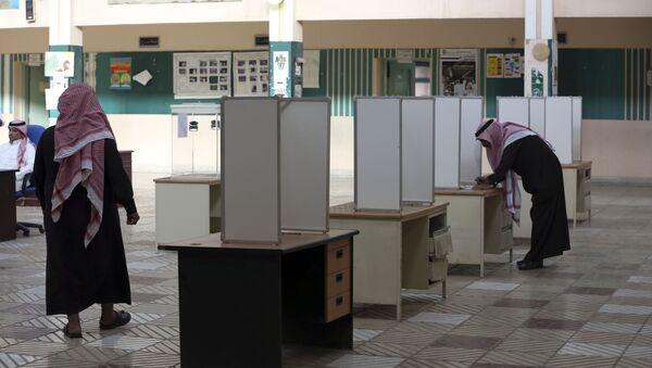 Volby v Saúdské Arábii - Sputnik Česká republika