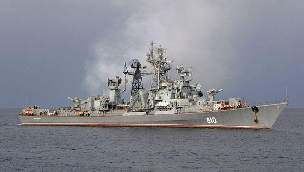Ruská strážní loď Smetlivyj - Sputnik Česká republika