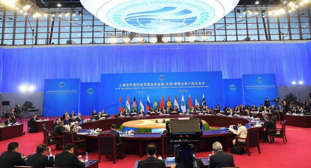 Zasedání Rady předsedů vlád členských států ŠOS