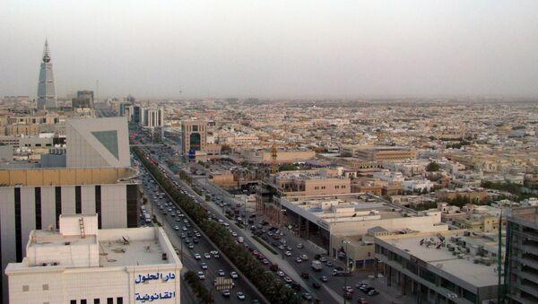 Rijád, hlavní město Saúdské Arábie - Sputnik Česká republika