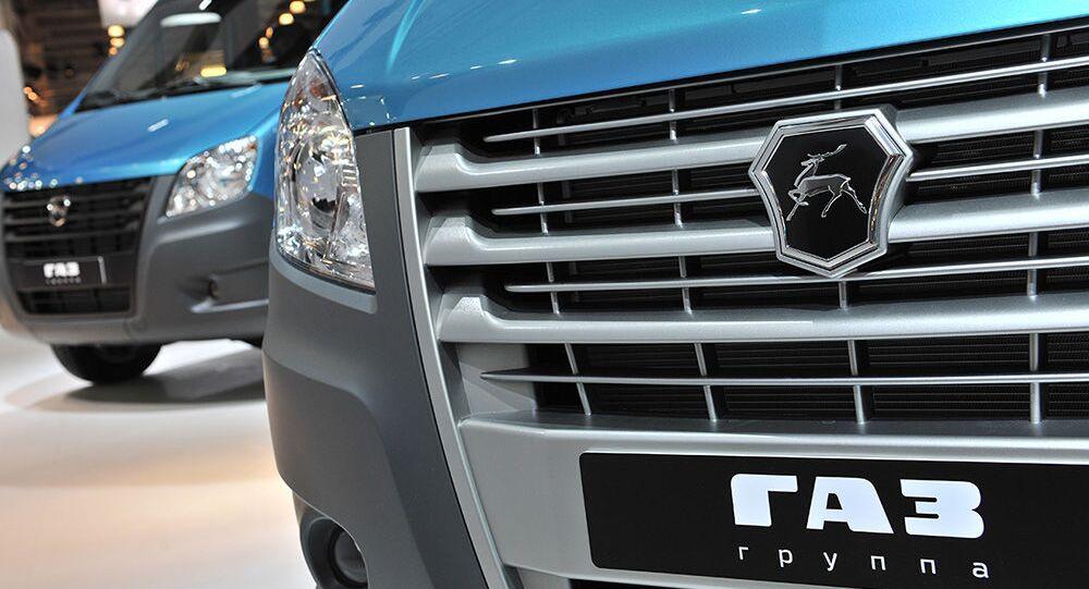 Dodávkový automobil GAZel Next