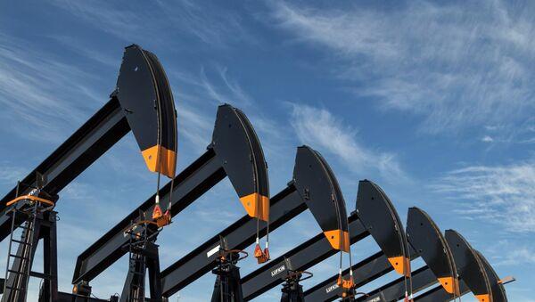 Těžba ropy v USA - Sputnik Česká republika