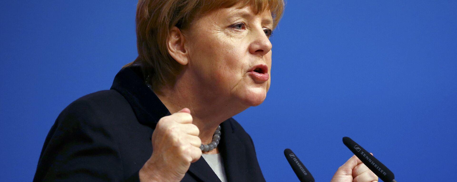 Angela Merkelová - Sputnik Česká republika, 1920, 18.07.2021
