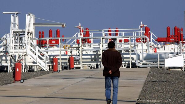 Plynovod v Turecku - Sputnik Česká republika