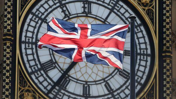 Vlajka Velké Británie - Sputnik Česká republika