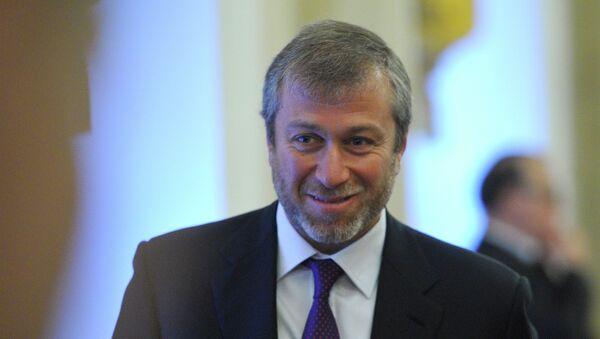 Ruský byznysmen Roman Abramovič - Sputnik Česká republika