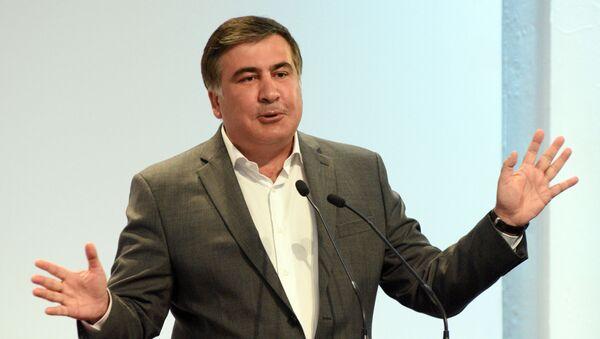 Michail Saakašvili. Ilustrační foto - Sputnik Česká republika