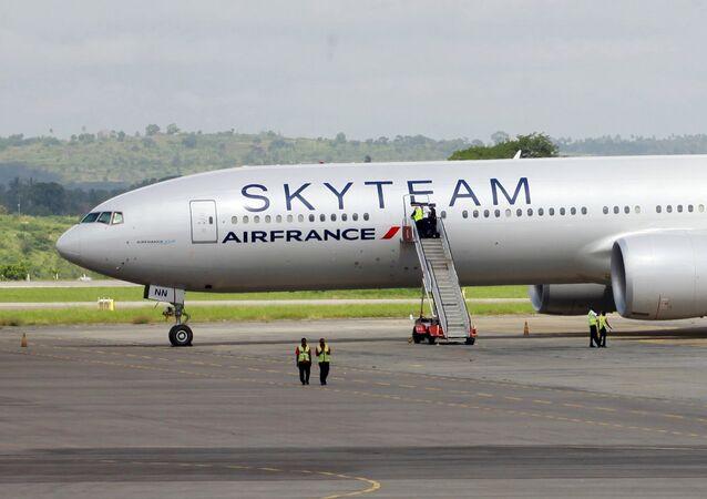 Letadlo Air France