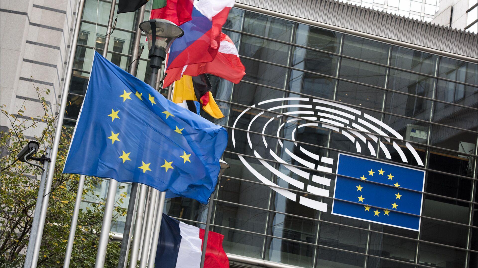 Evropský parlament - Sputnik Česká republika, 1920, 16.05.2021