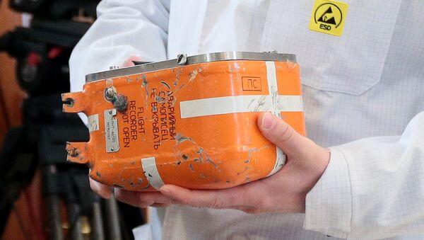Černá skříňka - Sputnik Česká republika