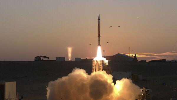 Systém protiraketové obrany David Sling - Sputnik Česká republika