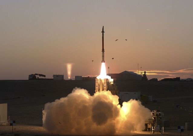 Systém protiraketové obrany