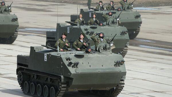 BTR Rakuška - Sputnik Česká republika