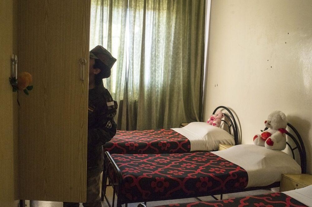 Lvice obrany: syrský ženský prapor