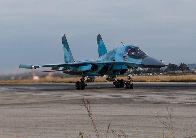 Ruský bombardér Su-34