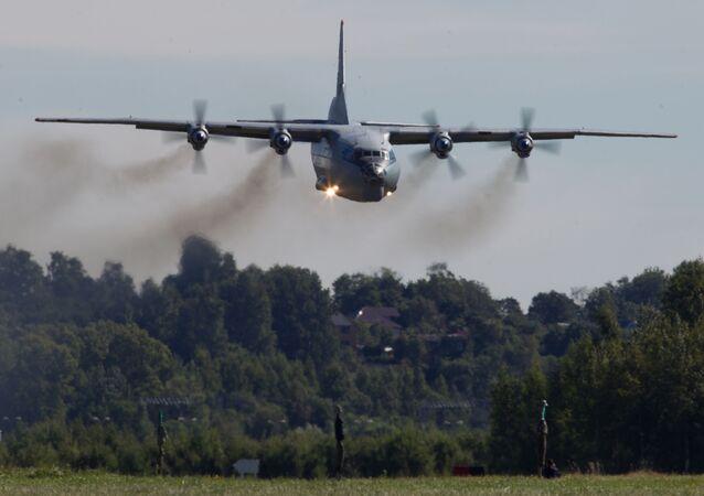 Letadla dálkového letectva RF