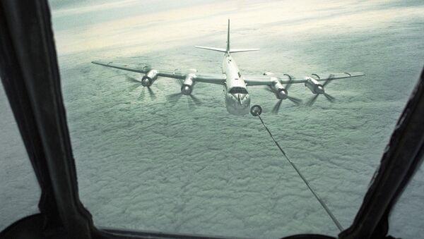 Strategický raketový bombardér Tu-95MS - Sputnik Česká republika