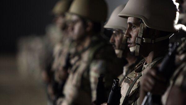 Vojáci Saúdské Arábie - Sputnik Česká republika