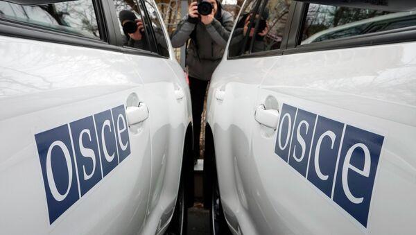 Auta OBSE - Sputnik Česká republika