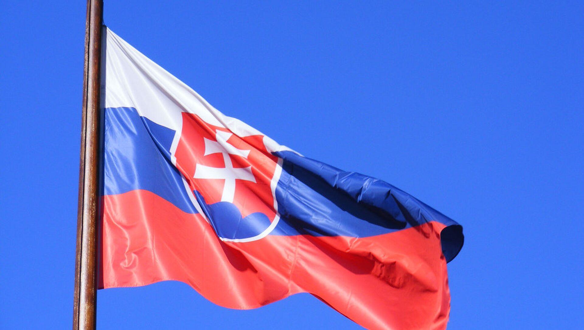Slovenská vlajka - Sputnik Česká republika, 1920, 13.03.2021