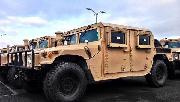 Humvee - Sputnik Česká republika