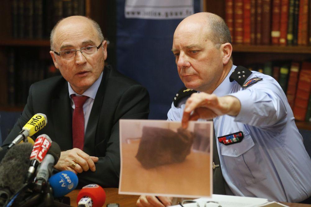 Druhý pilot havarovaného letadla Airbus A320 a důkazy jeho viny