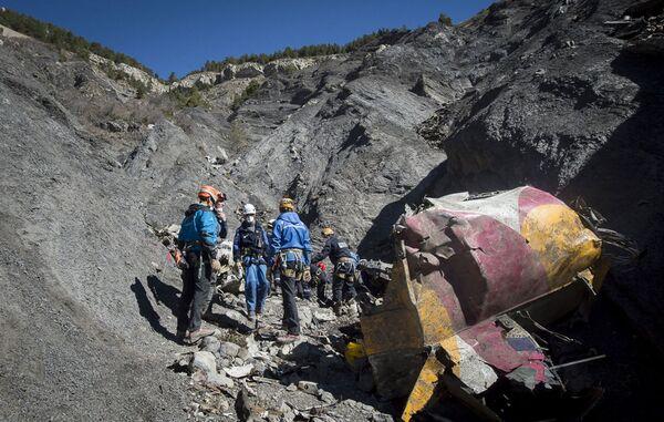 Druhý pilot havarovaného letadla Airbus A320 a důkazy jeho viny - Sputnik Česká republika