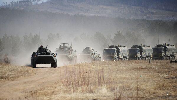 Ruská vojenská technika - Sputnik Česká republika