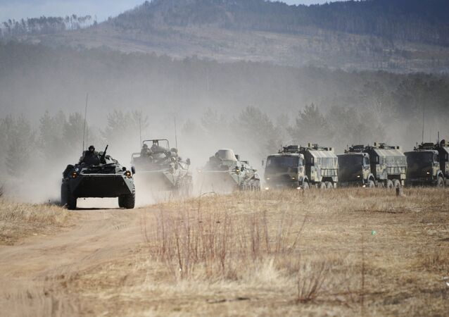 Ruská vojenská technika
