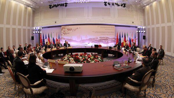 Jednání ohledně íránského jaderného programu - Sputnik Česká republika