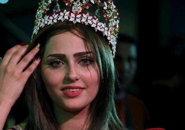 Miss Irák Shaima Qassem