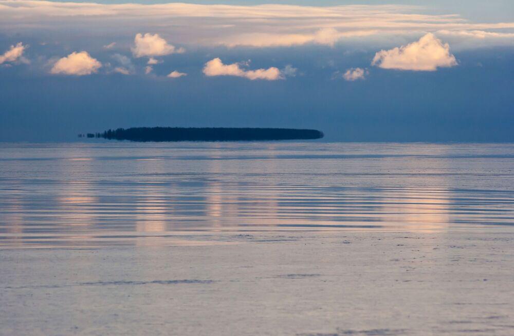 Na Oněžském jezeře je přes 1500 ostrovů
